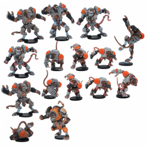DreadBall	Skittersneak Stealers: Veer-Myn Team