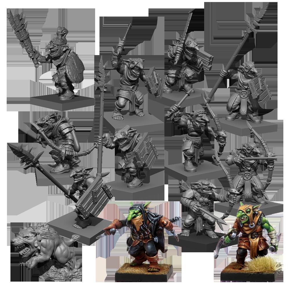 Goblin Warband Set (2020)