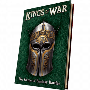 Kings of War Third Edition Digital Rulebook (Spanish)