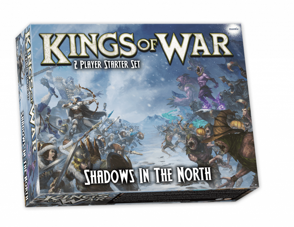 Kings of War: Shadows in the North with FREE Halpi's Rift
