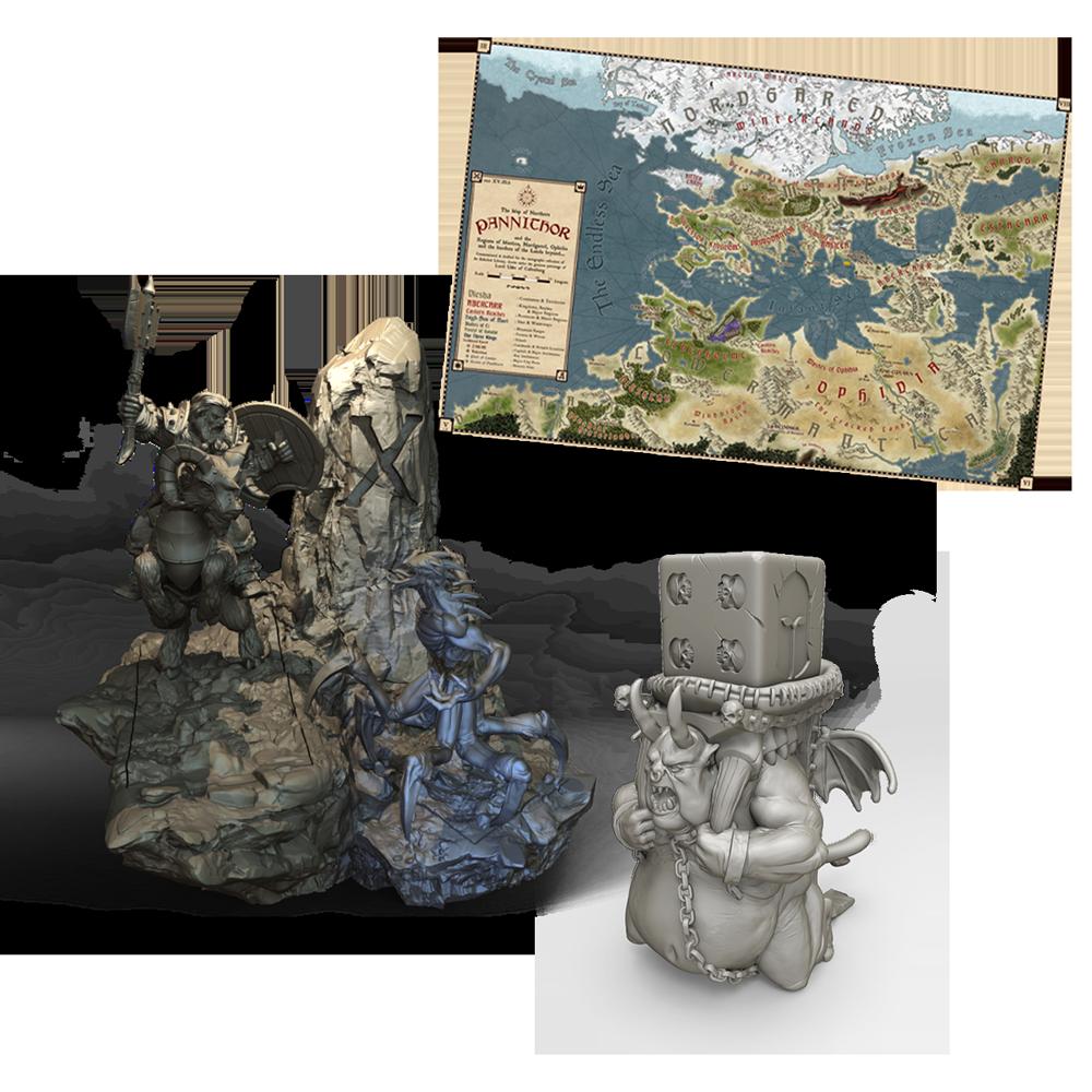 Kings of War: Third Edition Collectors Bundle