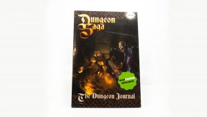 Dungeon Saga the dungeon journal 15 mantic points