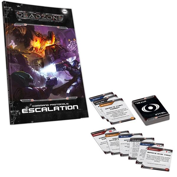 Escalation Book and Card Bundle