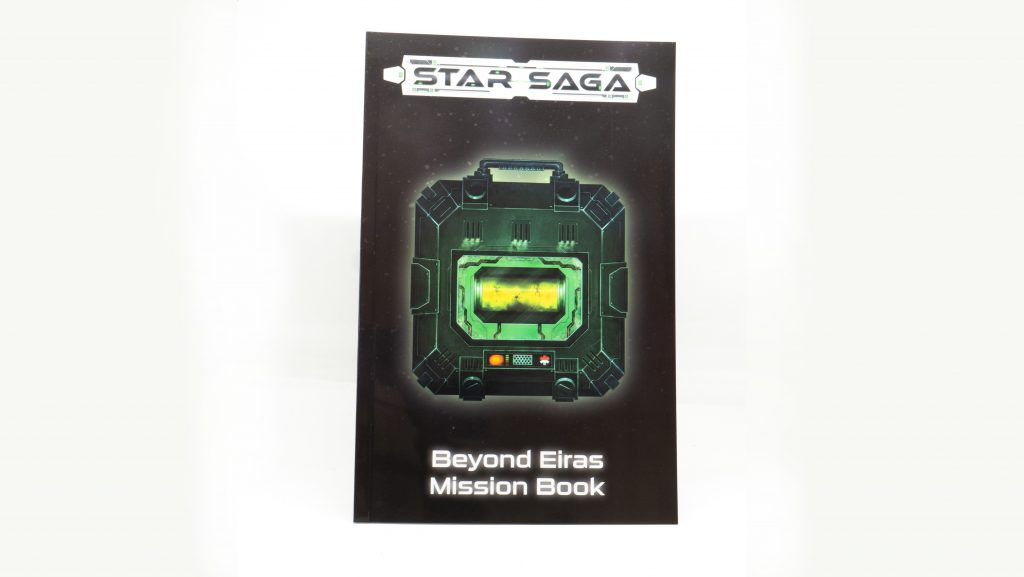 Star Saga Beyond Eiras Mission Book 15 Mantic Points