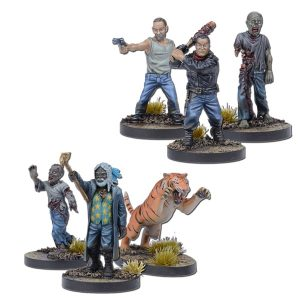 The Walking Dead: Wave Two Retail Exclusives Bundle