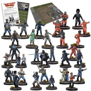 The Walking Dead: Wave Three Complete Bundle