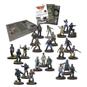 The Walking Dead: Wave Four Complete Bundle