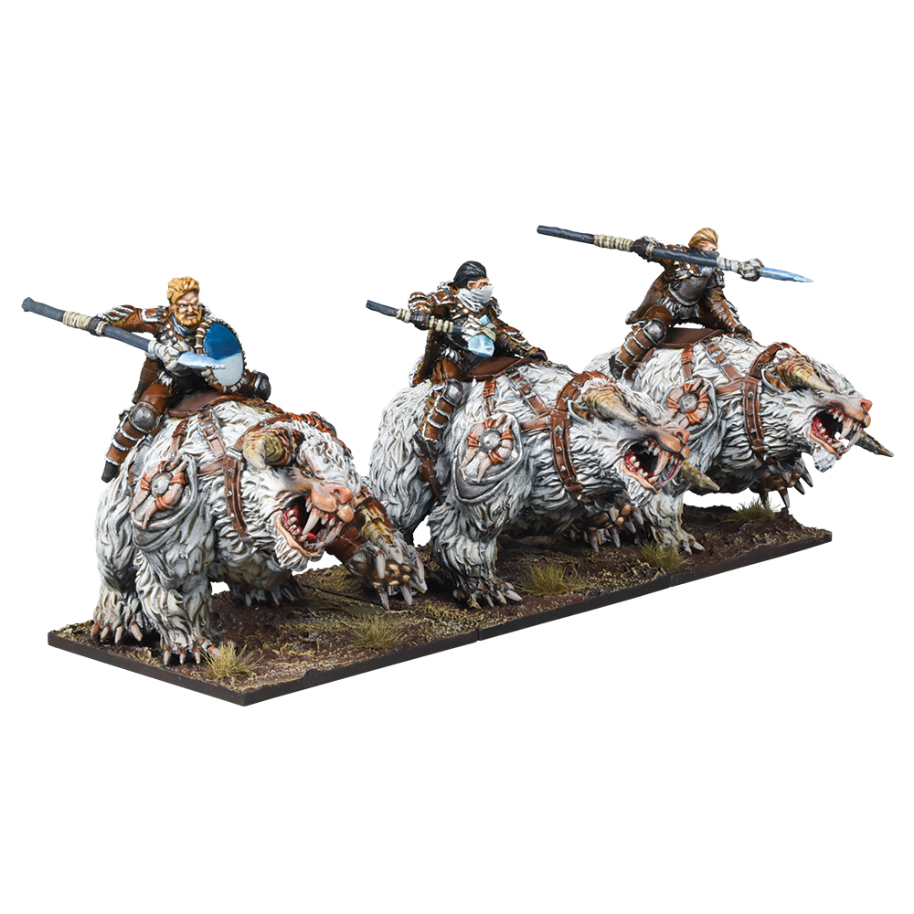 Northern Alliance Frost Fang Cavalry Regiment