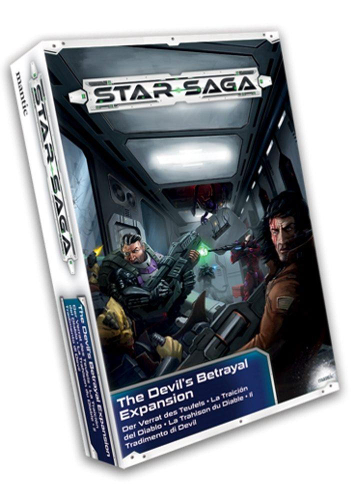 Star Saga: The Devil's Betrayal Expansion
