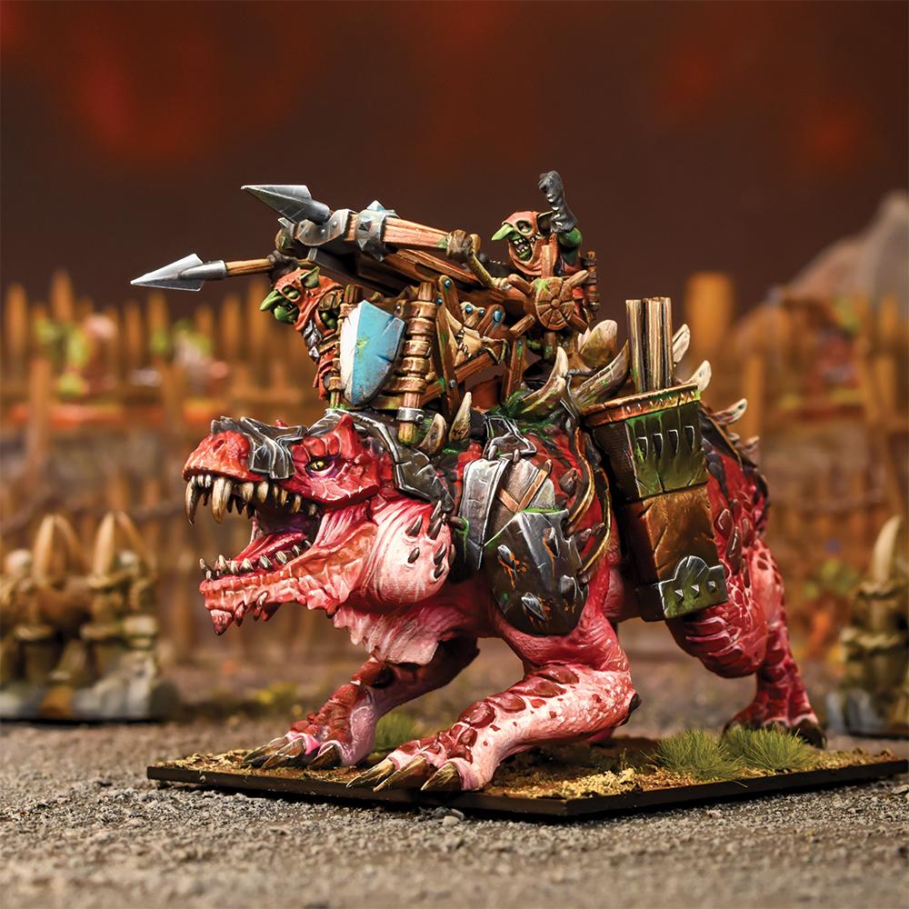 Kings of War Goblin Slasher
