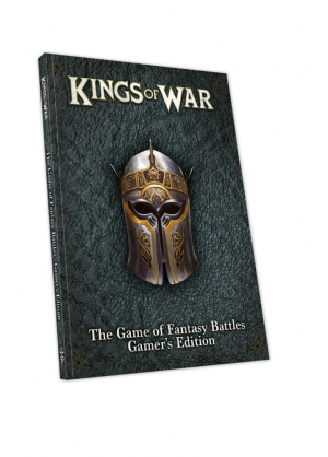Kings of War Third Edition – Gamers Edition