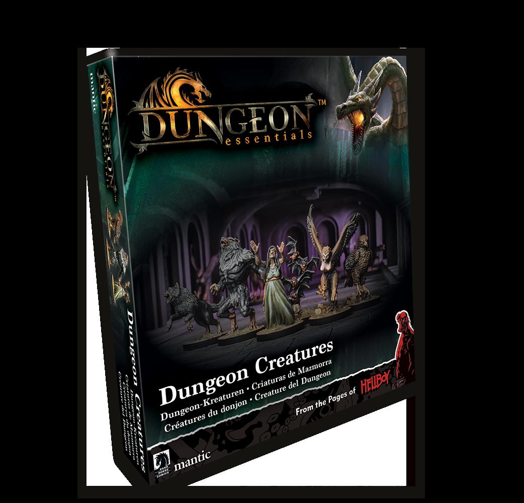 Dungeon Creatures Dungeon Essentials