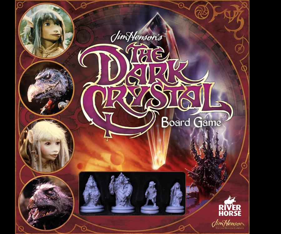 Jim Henson's The Dark Crystal Board Game