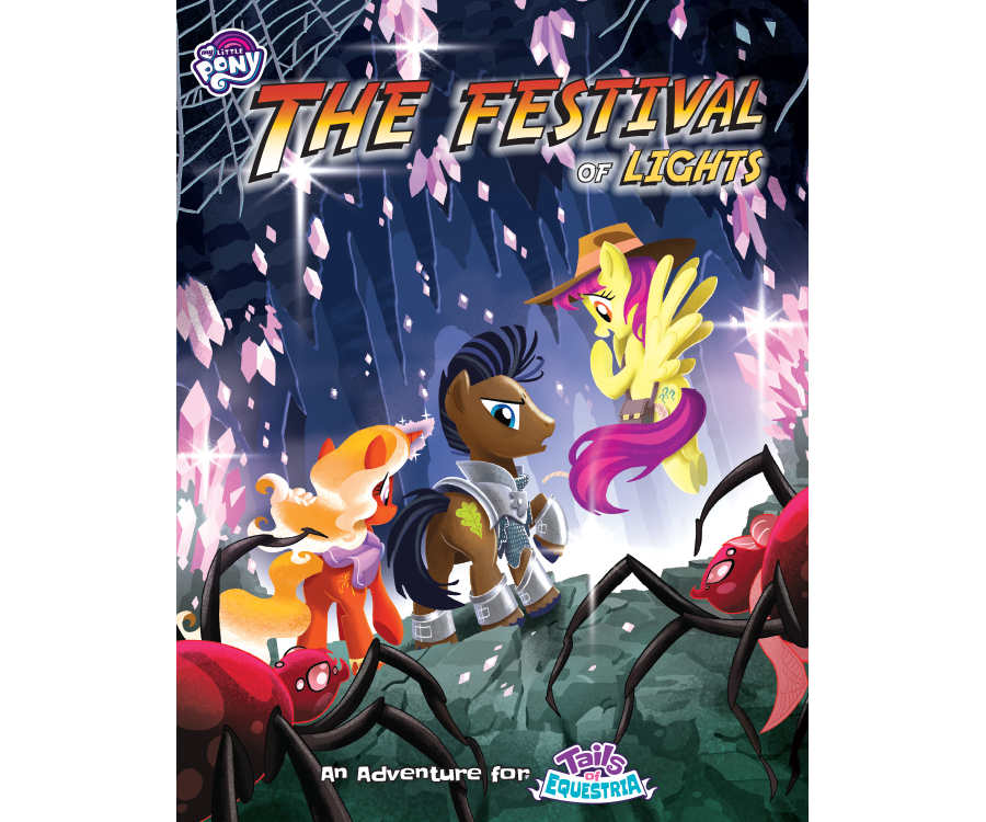 Tails of Equestria: The Festival of Lights