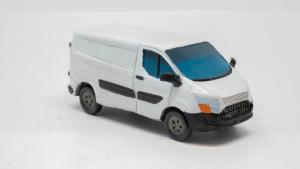 Kore Thinking Van Vehicle