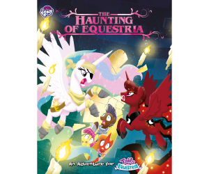 Tails of Equestria: The Haunting of Equestria