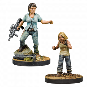 Walking Dead Maggie, Hilltop Leader Booster