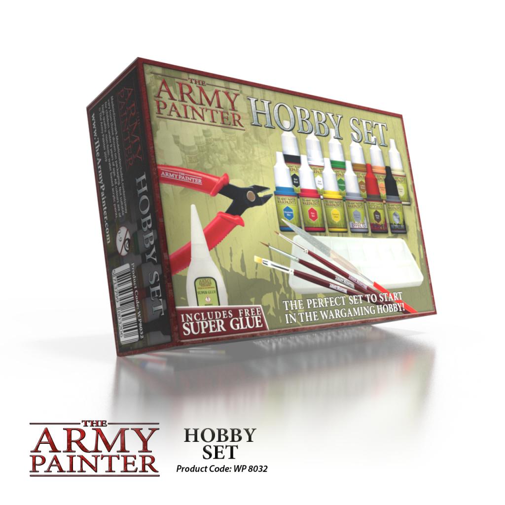 Army Painter Hobby Set 2019