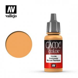 Vallejo Game Color Bronze Fleshtone