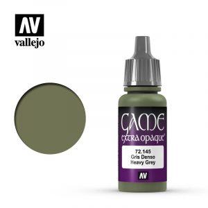 Vallejo Extra Opaque Heavy Grey