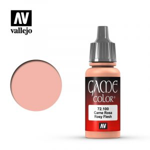 Vallejo Game Color Rosy Flesh