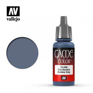 Vallejo Game Color Sombre Grey