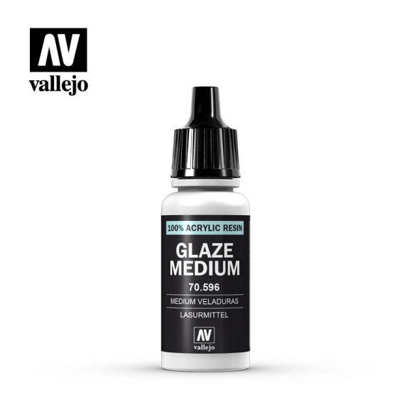 Vallejo Model Color Glaze Medium