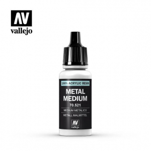 Vallejo Model Color Metal Medium