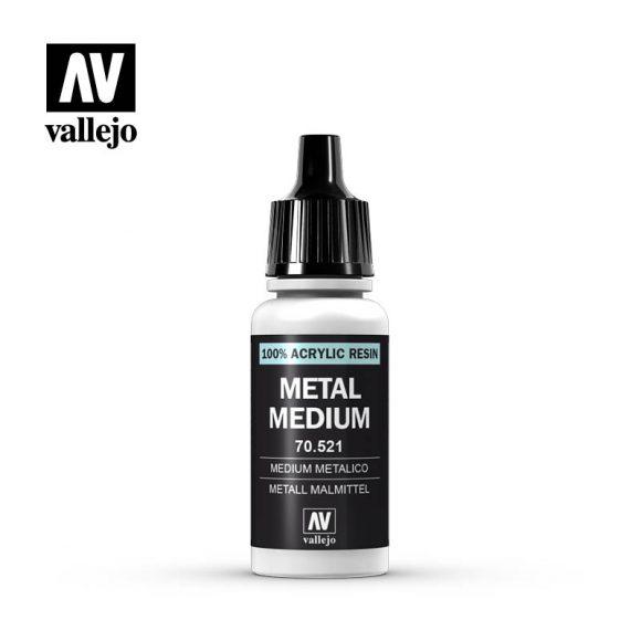 Vallejo Model Color Metal Medium
