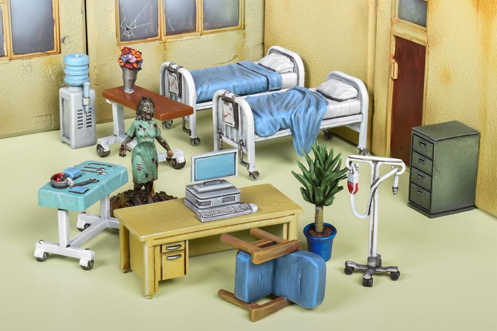 TerrainCrate: Hospital
