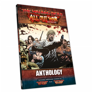 The Walking Dead: All Out War – Anthology (Digital)