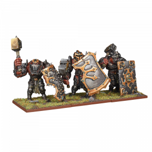 Ogre Siege Breakers Regiment