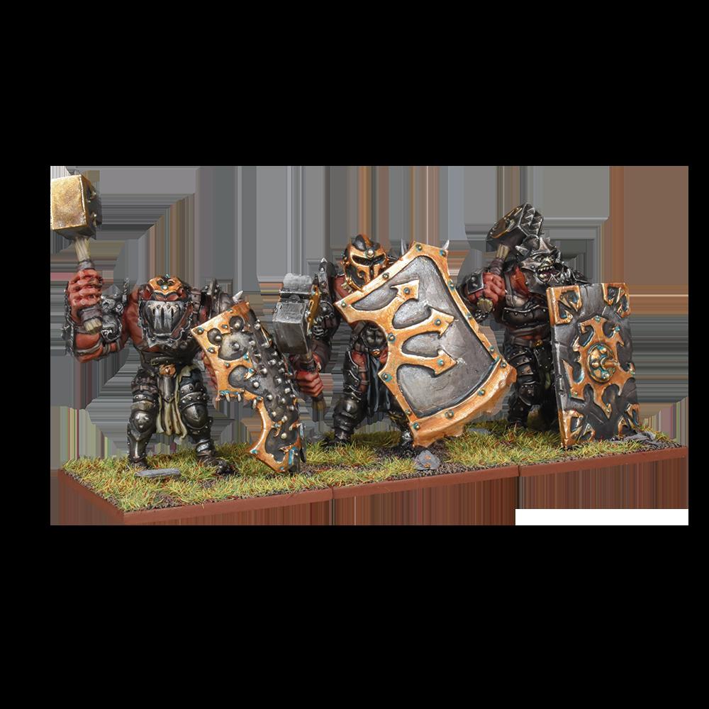 Ogre Siegebreakers Upgrade (WEB ONLY)