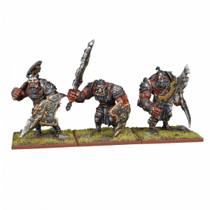 Ogre Warriors Regiment (2020)