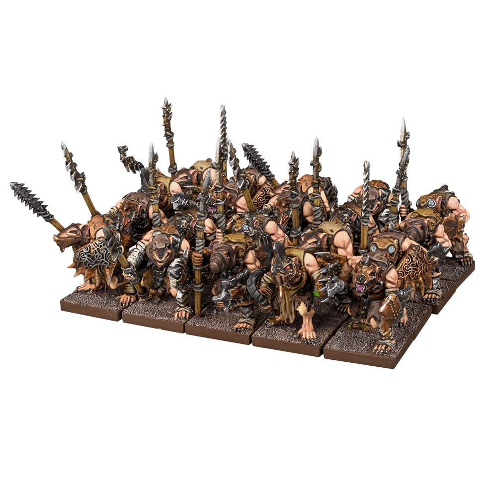 Ratkin Warriors Regiment