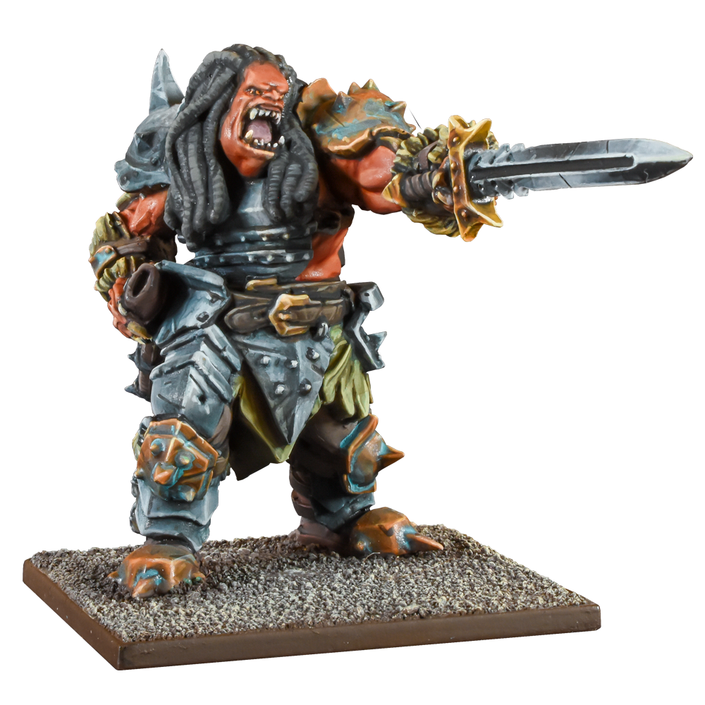 Ogre Support Pack: Matriarch