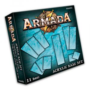 Armada Acrylic Bases Set