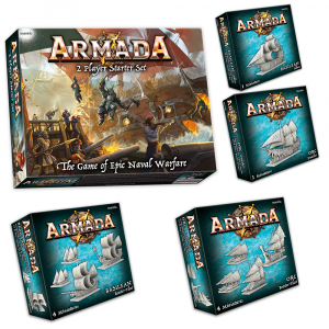 Armada Launch Bundle