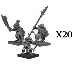 Goblin Regiment 2020