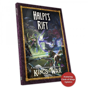 Clash of Kings 2021: Halpi's Rift Digital Edition