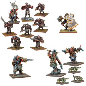 Ogre Vanguard Bundle (Web Only)