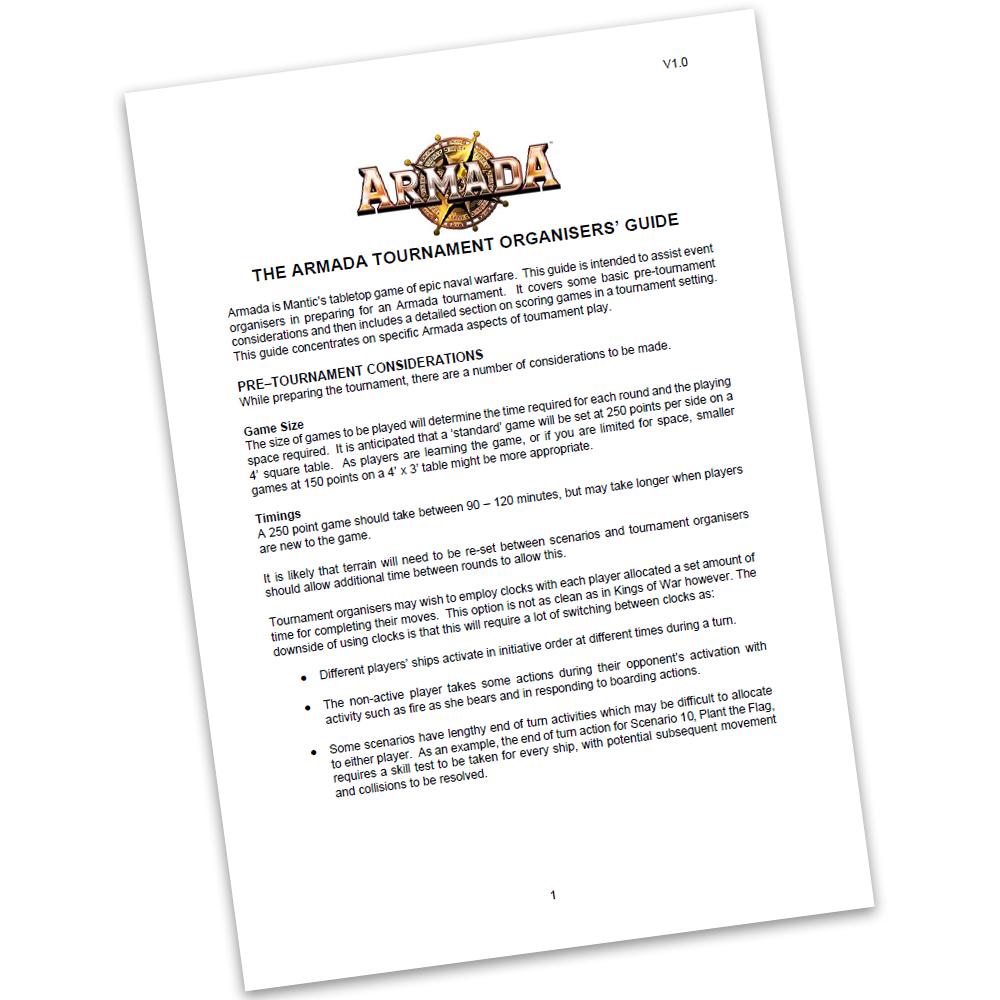 Armada – Tournament Guide