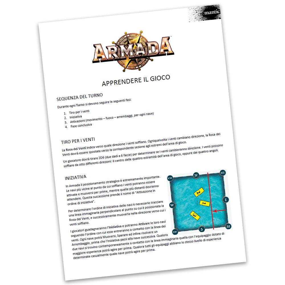 Armada – How to Play (ITALIAN)