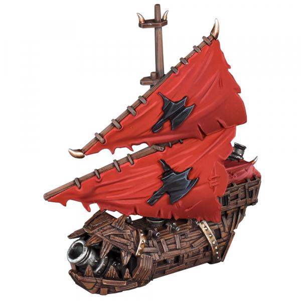 Orc Bombboat