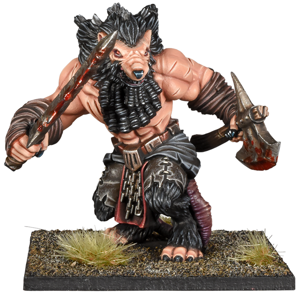 Ratkin Brute Enforcer (Mantic Direct)