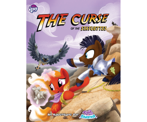 Tails of Equestria: The Curse of the Statuettes (book+GM screen)