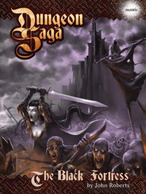 Dungeon Saga: The Black Fortress Digital