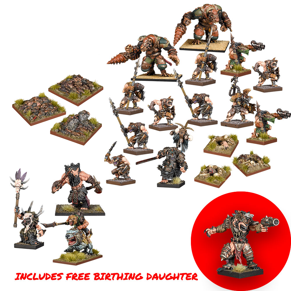 Ratkin Warband Bundle – Web Exclusive