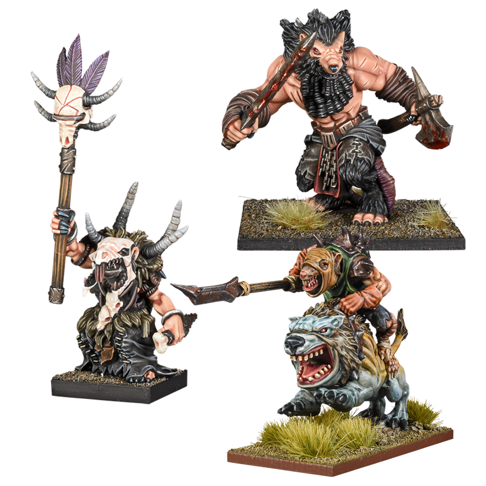 Ratkin Warband Booster
