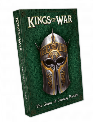 Kings of War Third Edition Rulebook